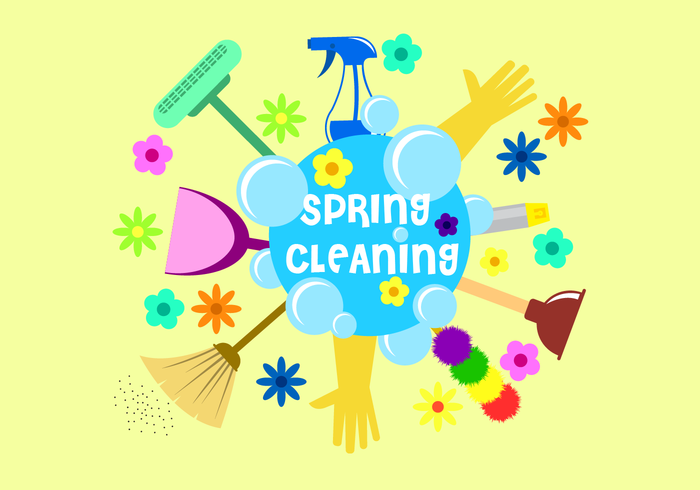 Time for some spring cleaning!